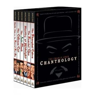 Charlie Chan Chanthology (3 DV