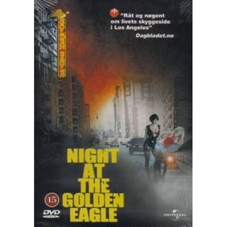 Night At The Golden Eagle (DVD