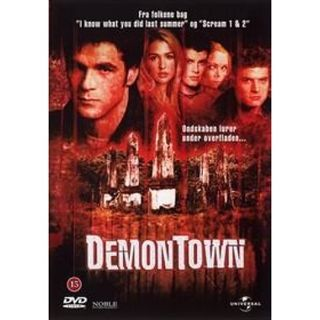 Demon Town (DVD)