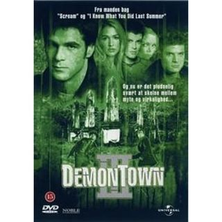 Demon Town III (DVD)