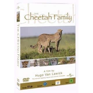 The Cheetah Family (DVD)