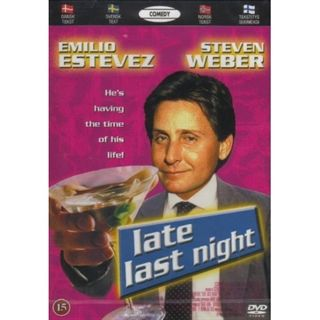 Late Last Night (DVD)