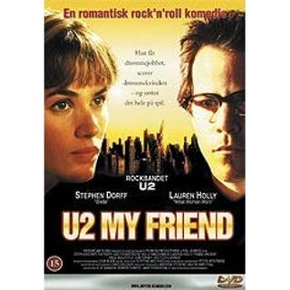 U2 My Friend (DVD)