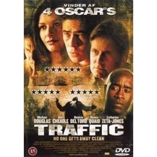 Traffic (Steelbook) (DVD)