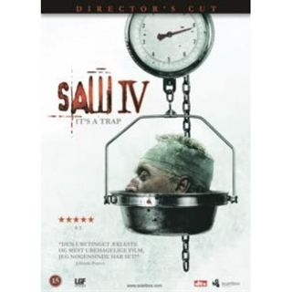 Saw IV (Steelbook) (DVD)