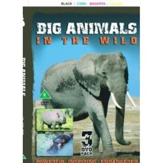Big Mammals In The Wild (3 DVD