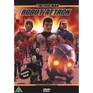 Action Man - Robot Attack (DVD