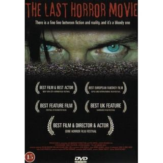 Last Horror Movie (DVD)