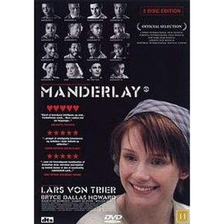 Manderlay 2-disc edition (DVD)