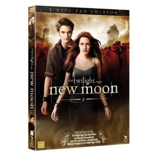 Twilight saga - new moon Fan Edition