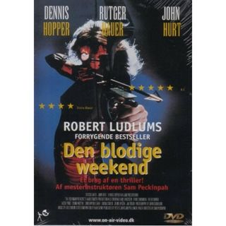 Den Blodige Weekend (DVD)