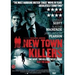 New Town Killers (DVD)
