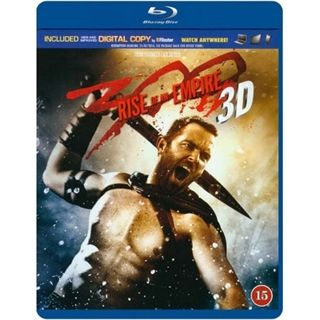 300 - Rise OF An Empire - 3D Blu-Ray