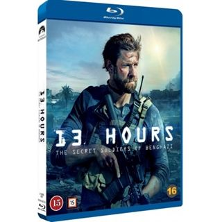 13 Hours - The Secret Soldiers Blu-Ray