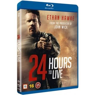 24 Hours To Live Blu-Ray