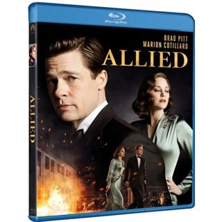 Allied Blu-Ray