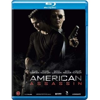 American Assassin Blu-Ray