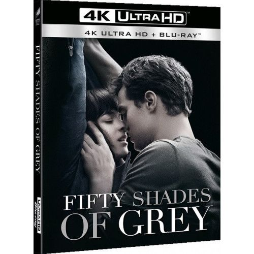 Fifty Shades Of Grey - 4K Ultra HD Blu-Ray