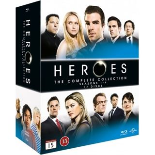 Heroes - Complete Box Blu-Ray