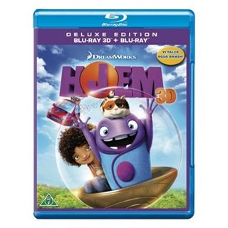 Home - 3D Blu-Ray