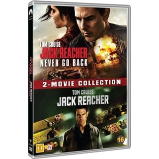 Jack Reacher 1-2 Box