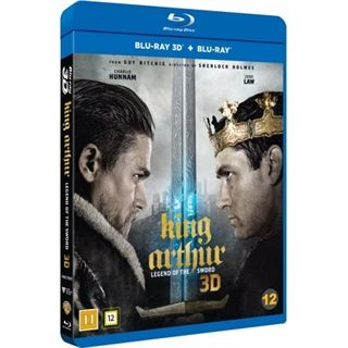 King Arthur - Legend Of The Sword - 3D Blu-Ray