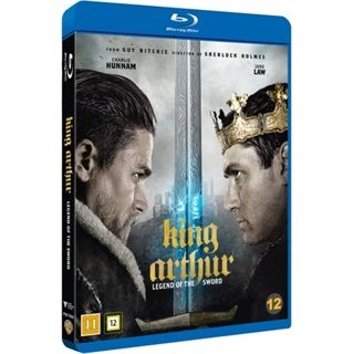 King Arthur - Legend of the Sword Blu-Ray