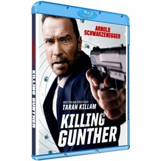 Killing Gunther Blu-Ray