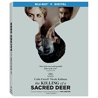 Killing Of A Sacred Deer Blu-Ray