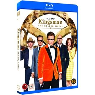 Kingsman 2 - The Golden Circle Blu-Ray