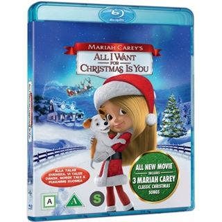 Mariah Carey's - All I Want For Christmas Is You Blu-Ray