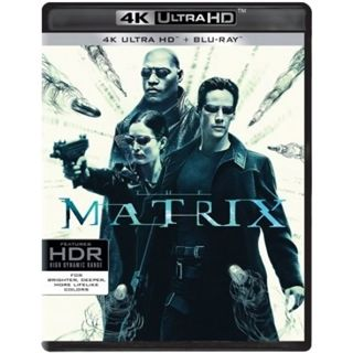 The Matrix -  4K Ultra HD Blu-Ray