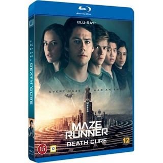 Maze Runner 3 - The Death Cure Blu-Ray