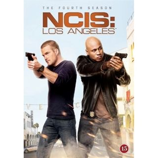 NCIS Los Angeles - Season 4
