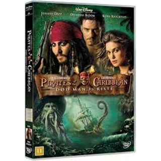 Pirates Of The Caribbean - Død Mands Kiste