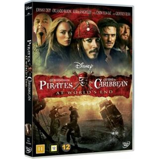 Pirates Of The Caribbean - Ved Verdens Ende