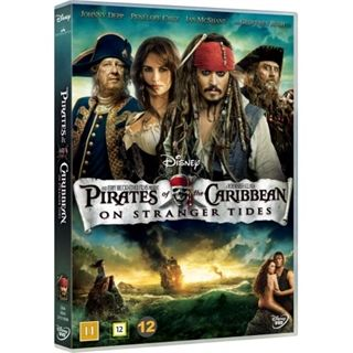 Pirates Of The Caribbean - On Stranger Tide