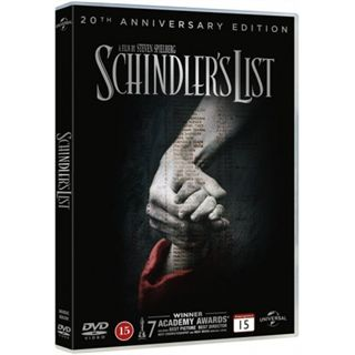 Schindler's List - 20Th Annivesary Edition
