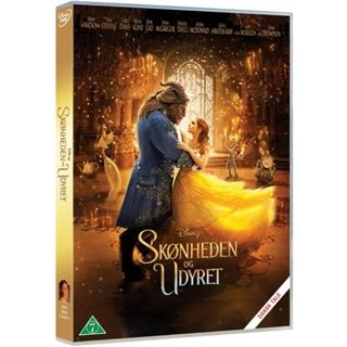 Skønheden Og Udyret - 2017 - Beauty And The Beast