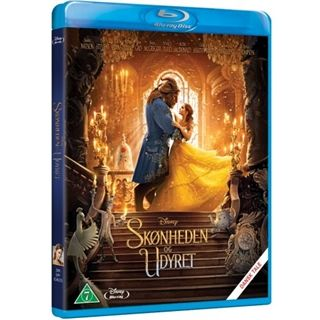 Skønheden Og Udyret - 2017 - Beauty And The Beast BD