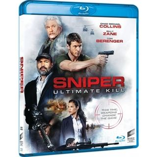 Sniper - Ultimate Kill Blu-Ray