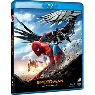 Spider-Man - Homecoming Blu-Ray