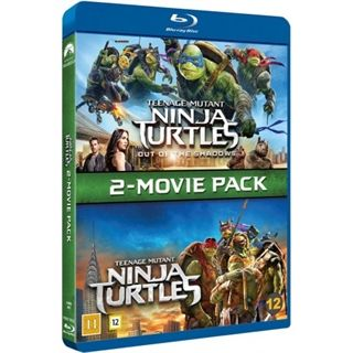 Teenage Mutant Ninja Turtles 1-2 Blu-Ray Box