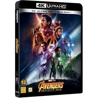 Avengers 3 - Infinity War - 4K Ultra HD Blu-Ray