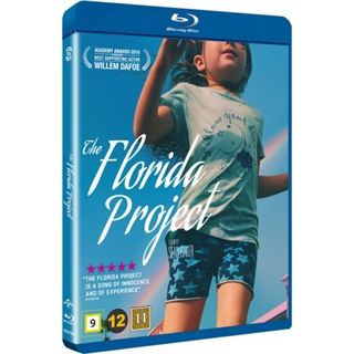 The Florida Project Blu-Ray