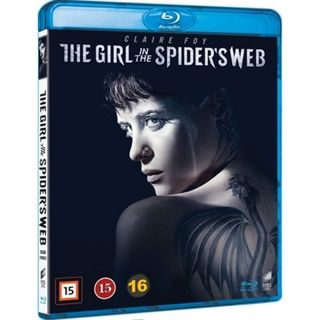 The Girl In The Spiders Web Blu-Ray