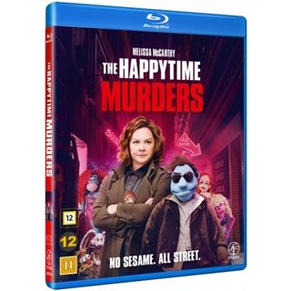 The Happytime Murders Blu-Ray