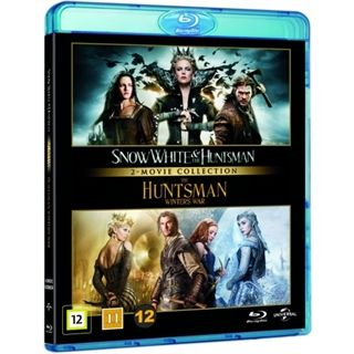 The Huntsman 1+2 Blu-Ray