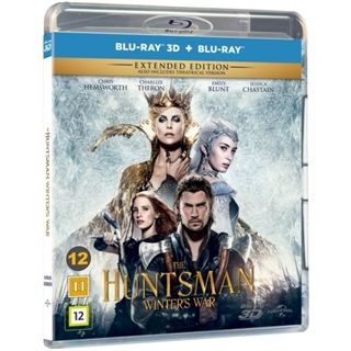 The Huntsman - Winters War 3D Blu-Ray