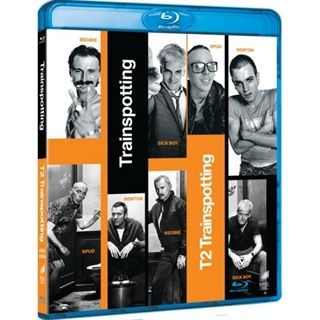 Trainspotting 1-2 Blu-Ray Box